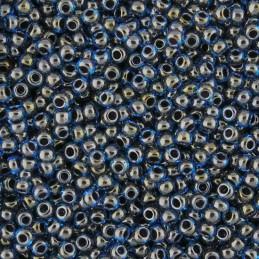Toho pyöreä siemenhelmi 11/0, sisältä värjätty sininen sisävärinä vadelma