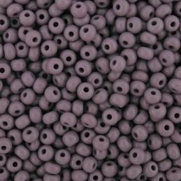 Preciosa pyöreä siemenhelmi 6/0, opaakki laventeli