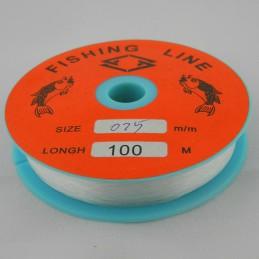 Siima 0,25 mm, kirkas