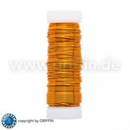 Griffin FancyWire kuparilanka 0,5 mm, mandariini
