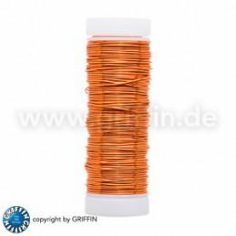 Griffin FancyWire kuparilanka 0,5 mm, oranssi