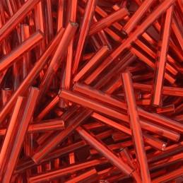 Preciosa lasiputki 30 mm, hopeasisus punainen