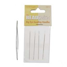 Bead Smith suurisilmäinen helmineulapakkaus, 54 mm