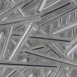 Preciosa lasiputki 20 mm, hopeasisus kirkas