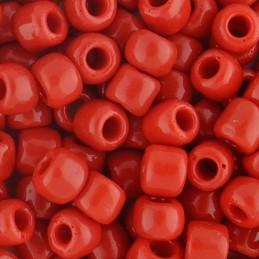 Toho pyöreä siemenhelmi 3/0, opaakki paprikanpunainen