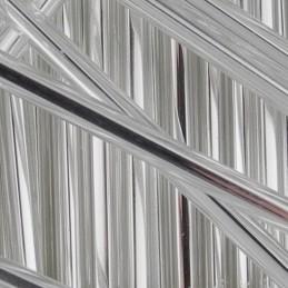 Preciosa lasiputki 60 mm, hopeasisus kirkas