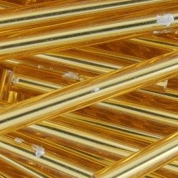Preciosa lasiputki 60 mm, hopeasisus topaasi