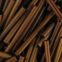 Preciosa lasiputki 30 mm, ruskea satiini