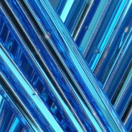 Preciosa lasiputki 60 mm, hopeasisus tumma vedensininen