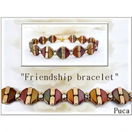 Puca Friendship Bracelet