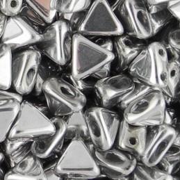Khéops® par Puca® lasihelmi 6 x 6 mm, hopea