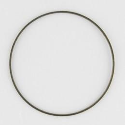 Metallirengas 40 mm, antiikkipronssinvärinen