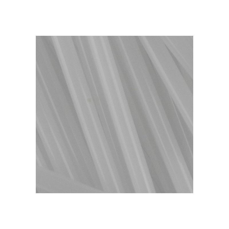 Preciosa lasiputki 50 mm, läpikuultava valkoinen alabasteri