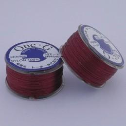 Toho One-G helmilanka burgundinpunainen
