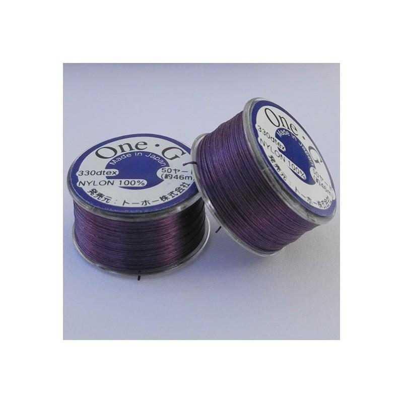 Toho One-G helmilanka violetti