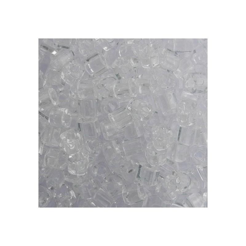 Toho siemenhelmi kuutio 3 mm, kirkas