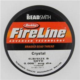 FireLine -kuitusiima 0,15 mm, kirkas