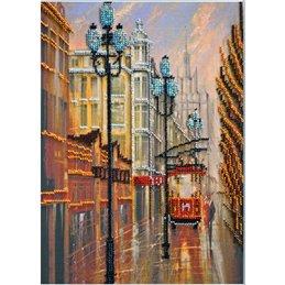 Helmikirjontapakkaus Little tram