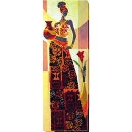 Helmikirjontapakkaus Africa-3