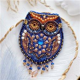 Helmikirjontapakkaus Owl