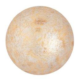 Cabochons par Puca® lasikapussi 25 mm, opaakki laikukas nosunluu