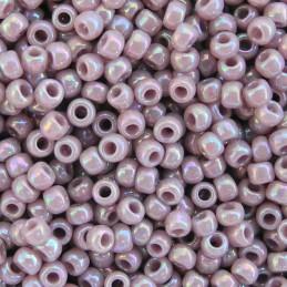 Toho pyöreä siemenhelmi 11/0, opaakki laventeli sateenkaari