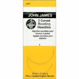 John James helmineulapakkaus, käyrä #10