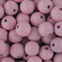Puuhelmet - Pyöreät 10 mm