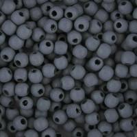 Puuhelmet - Pyöreät 4 mm
